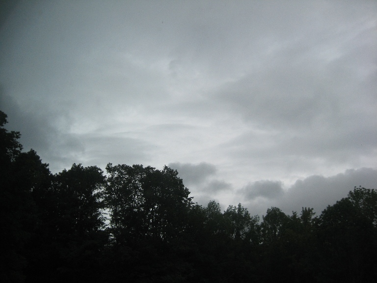 before the storm, Irene, August#3 jja